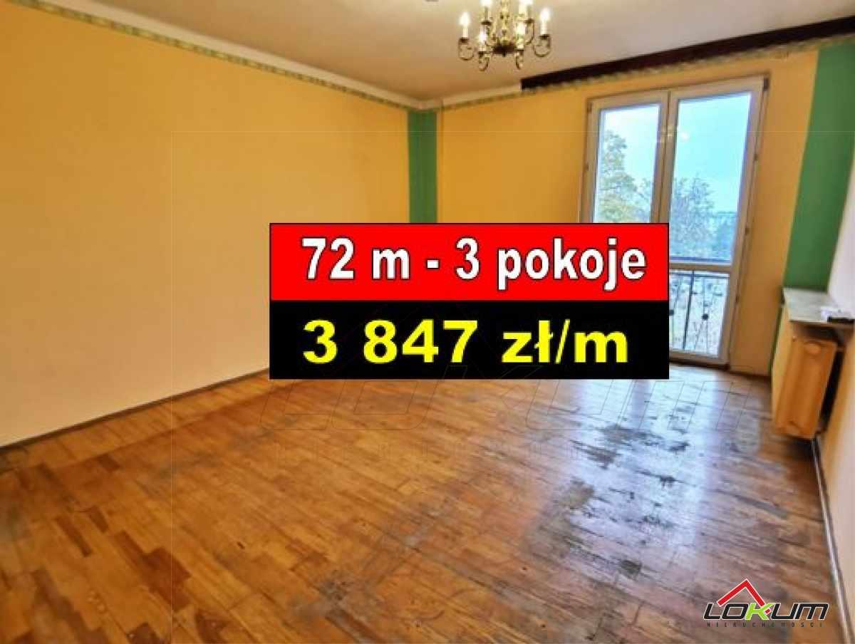 fotografia oferty  Trzypokojowe mieszkanie w Centrum Mielecul