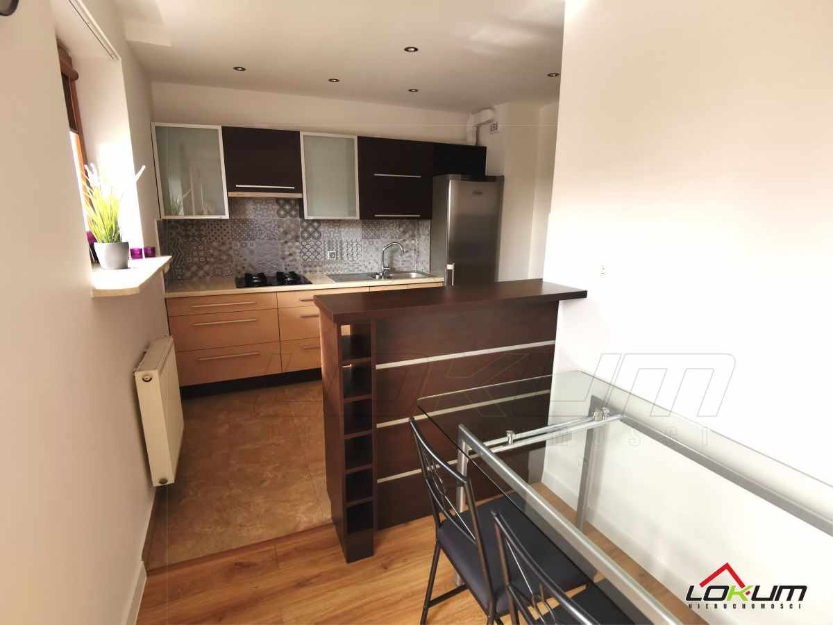 fotografia oferty  Do wynajęcia mieszkanie w nowym budownictwie MieleculOs. Smoczka