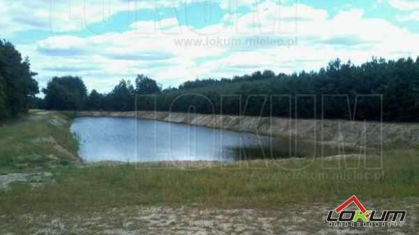 https://lokum.mielec.pl/oferta LOKUM Nieruchomości Mielec Staw rybno - rekreacyjny okolice Czermina