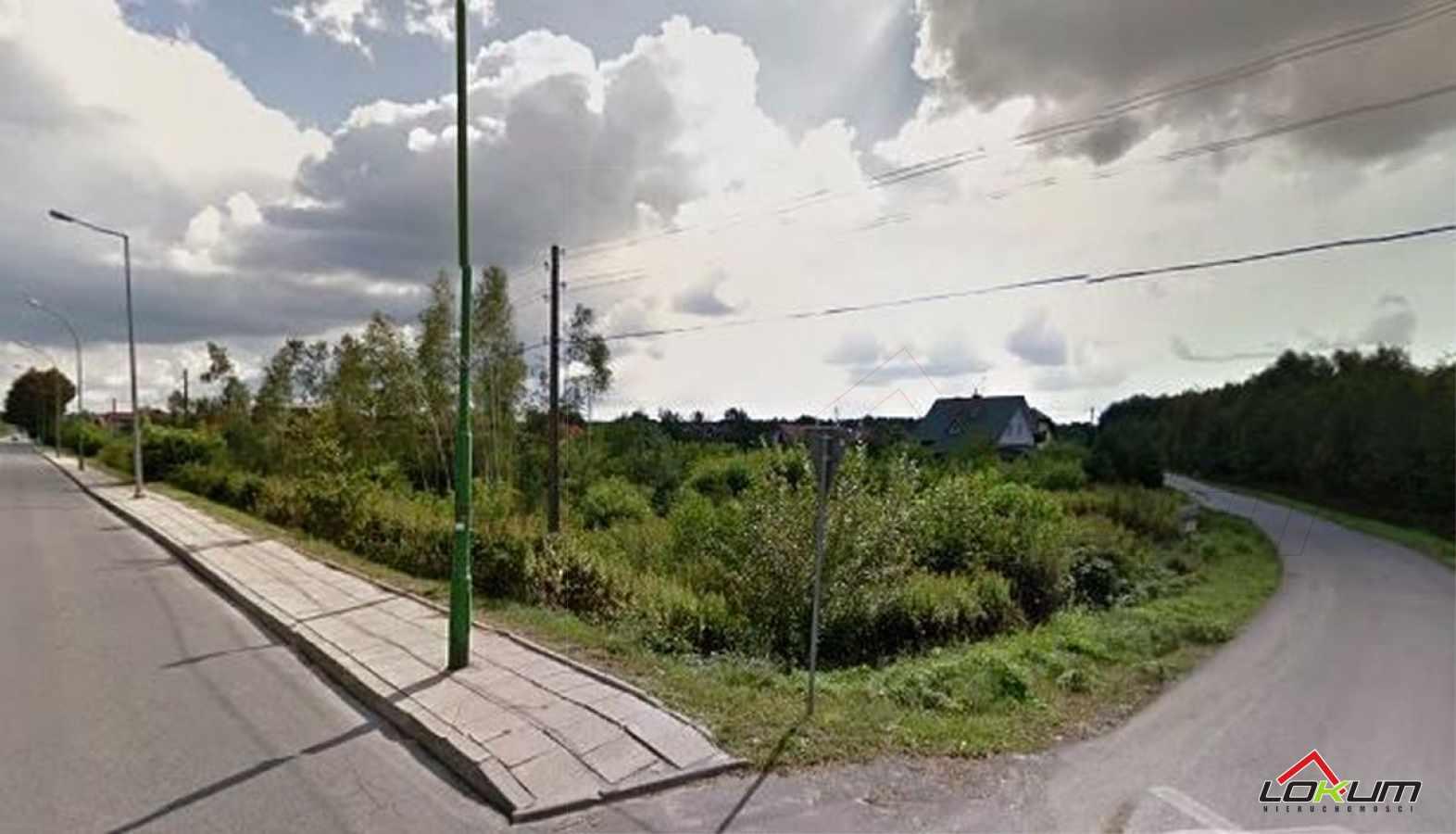 fotografia oferty  Działka przy drodze asfaltowej MieleculKrólowej Jadwigi