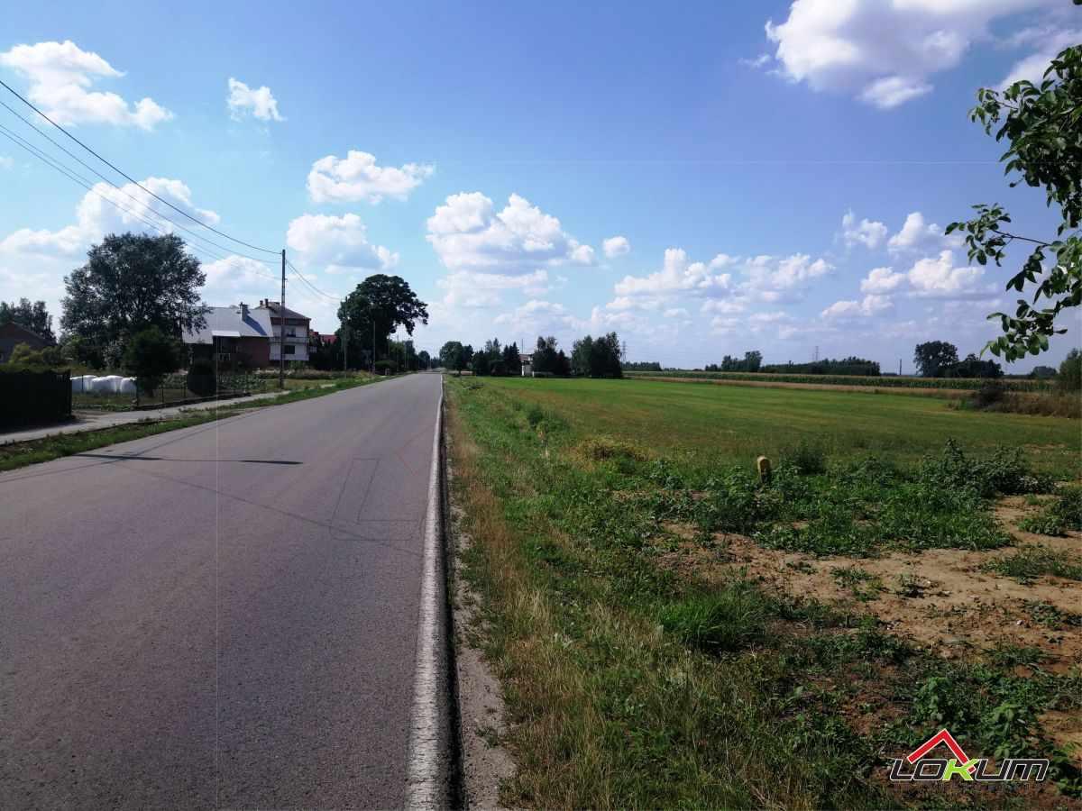 fotografia oferty  Działki budowlane przy drodze asfaltowej Rzędzianowiceul