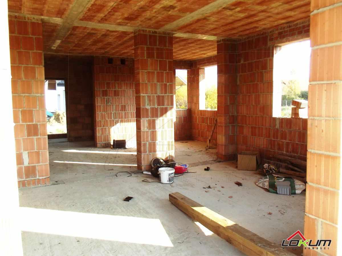 fotografia oferty  Nowy dom parterowy z poddaszem MieleculOsiedle