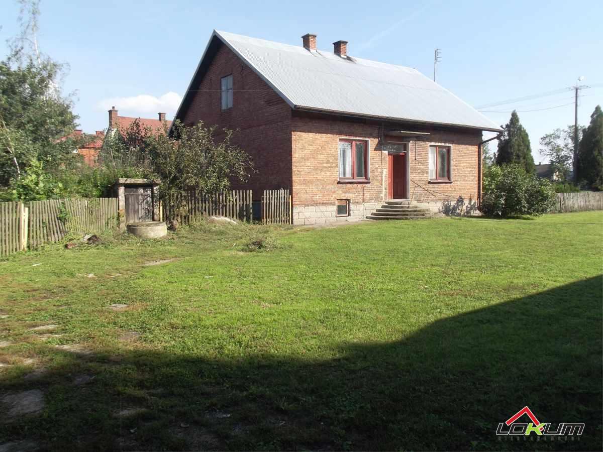 fotografia oferty  Szeroka nieruchomość w całości wraz z budynkami Górkiul