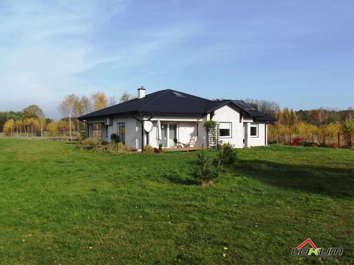 fotografia oferty  Komfortowy dom parterowy Dobryninul