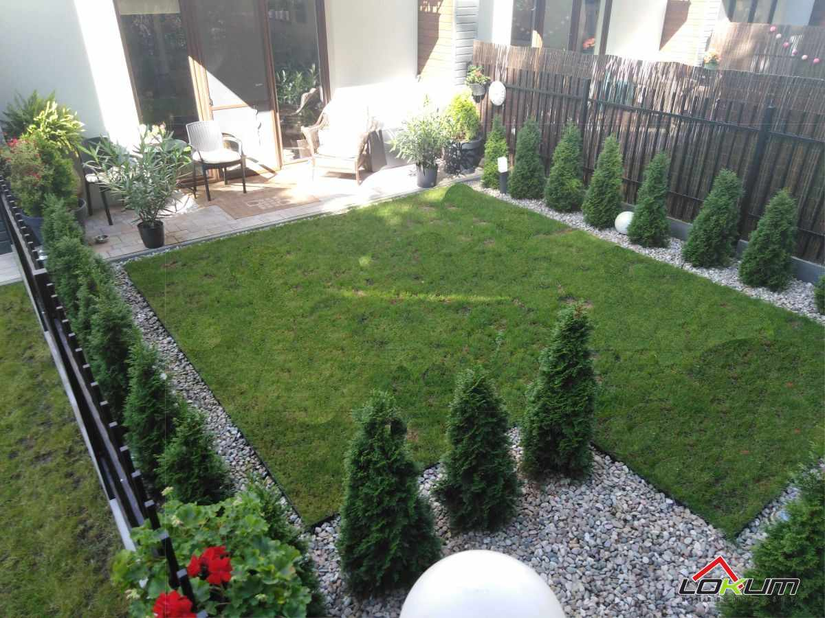 fotografia oferty  Nowy apartament z ogródkiem Mielecul