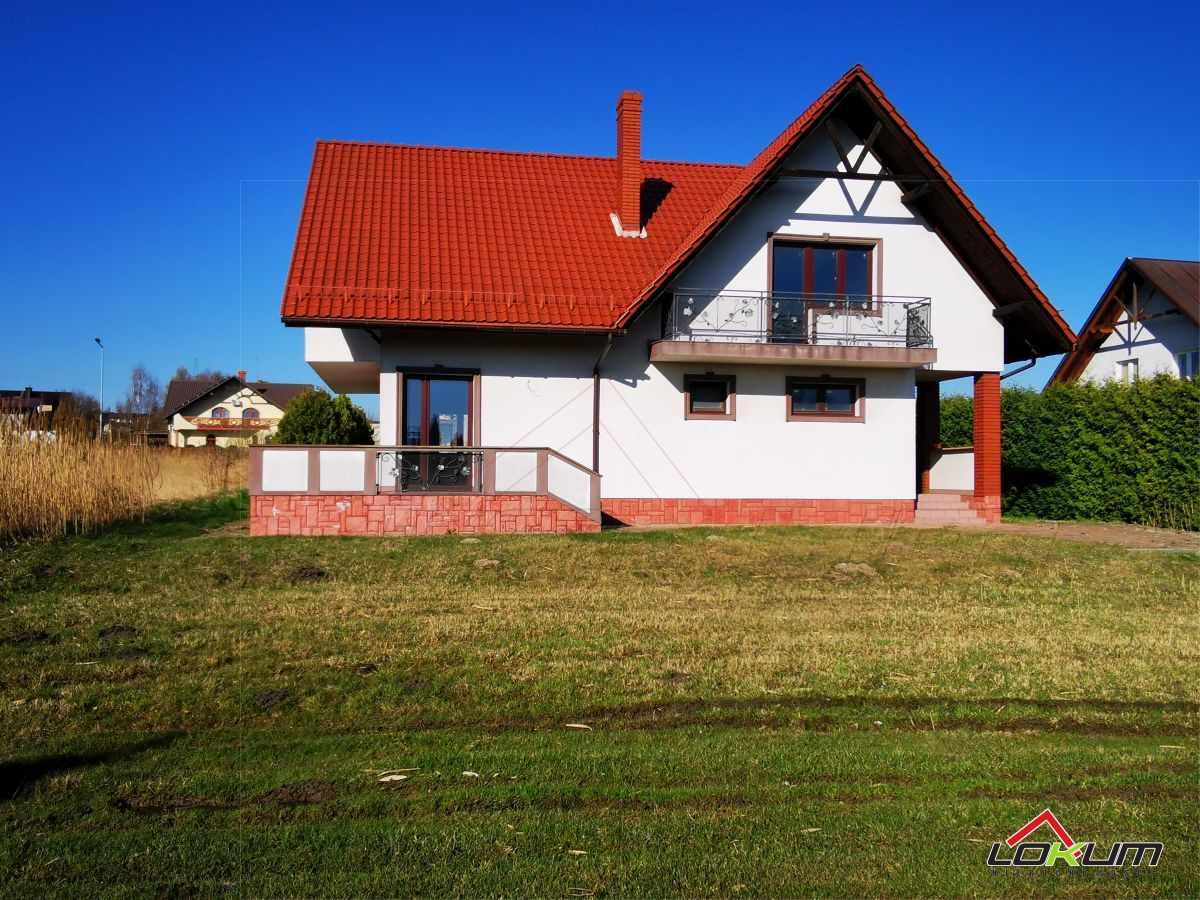 fotografia oferty  Nowy dom + biznes Kolbuszowaul