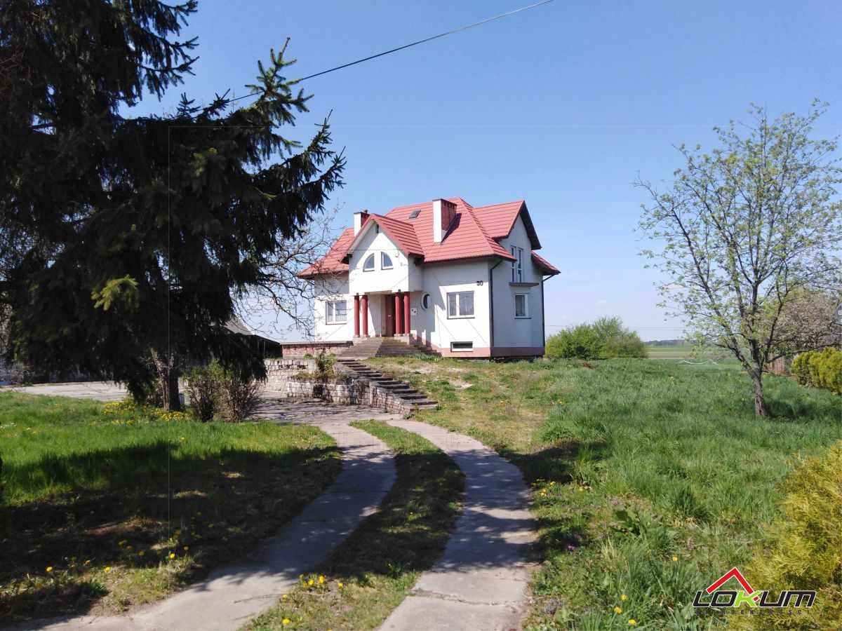 fotografia oferty  Przestronny dom jednorodzinny Gliny Wielkieul