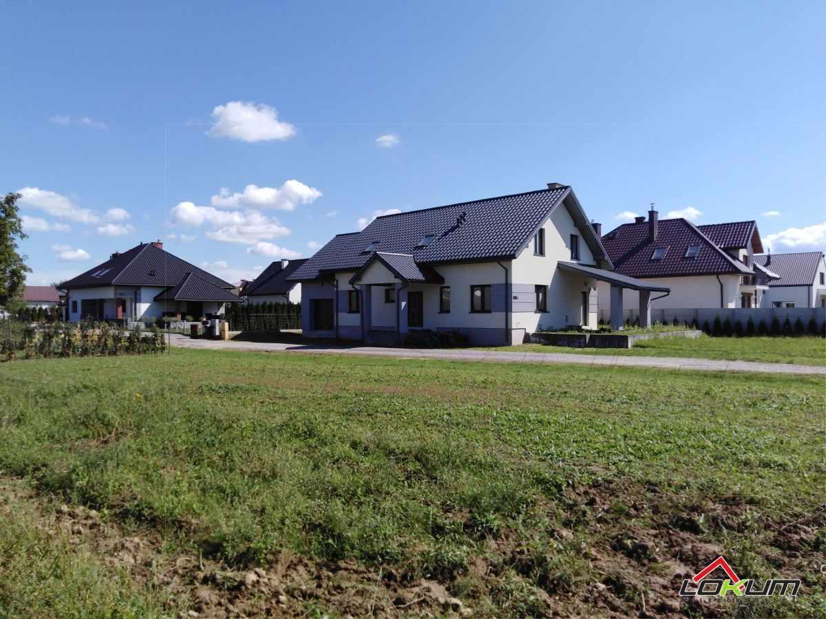 fotografia oferty  Nowoczesny dom jednorodzinny Mieleculul. Wojsławska