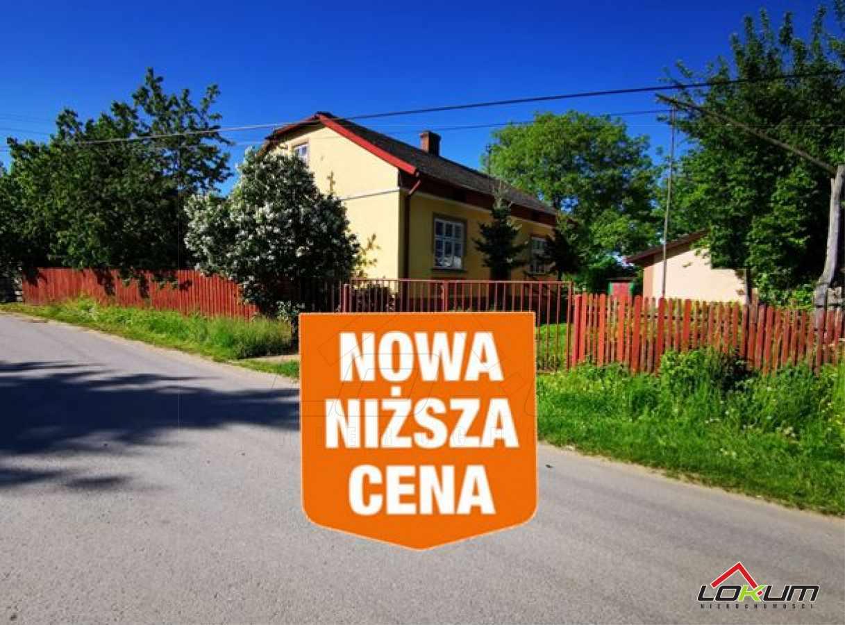 fotografia oferty  Dom z dużą działką ul