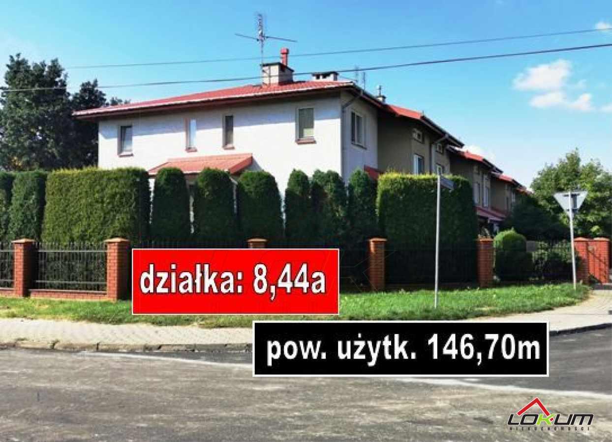 fotografia oferty  Narożna szergówka z dużą działką MieleculBorek Niski