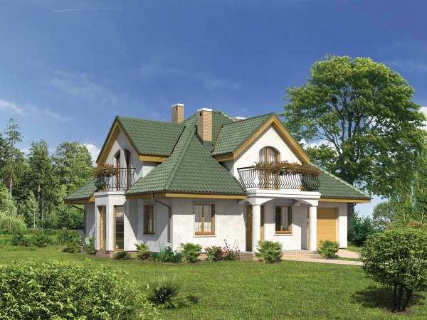 ilustracja z katalogu firmy www.projekty.murator.pl